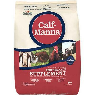 Calf Manna Performance Supplement
