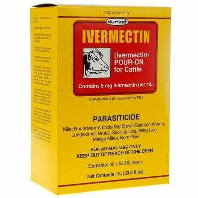 Ivermectin Pour-On