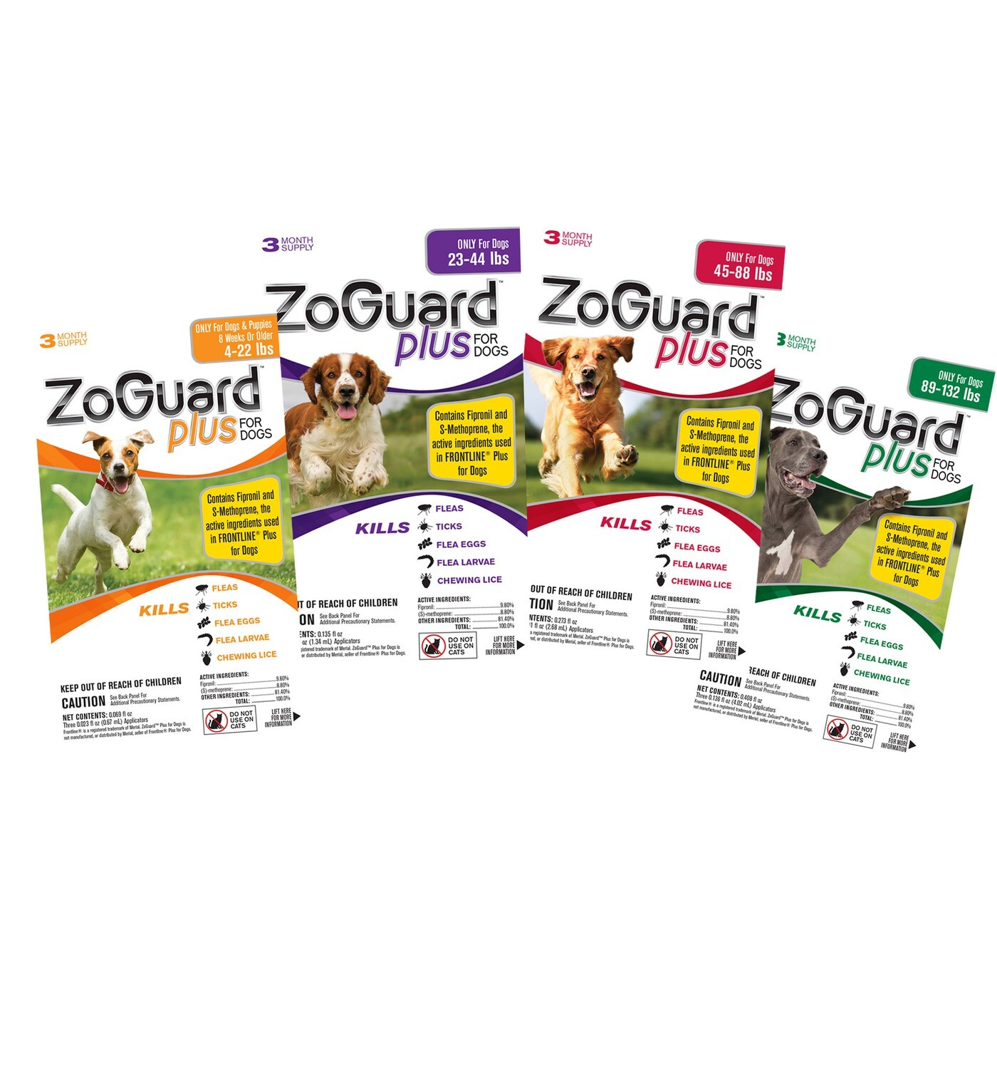 Zoguard Plus
