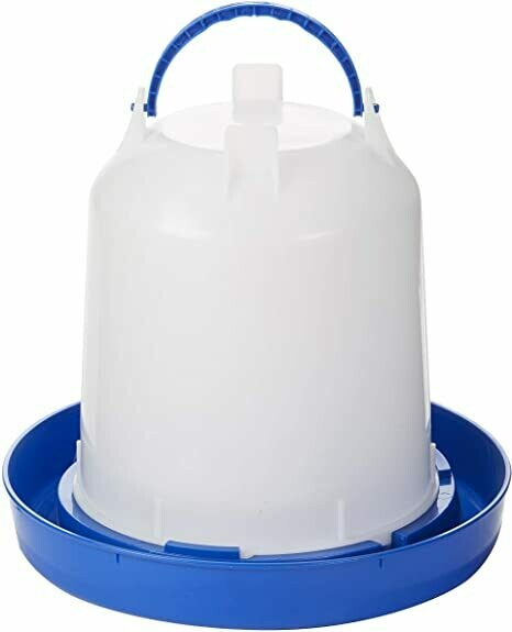 Plastic Poultry Waterer - 2.5 gal