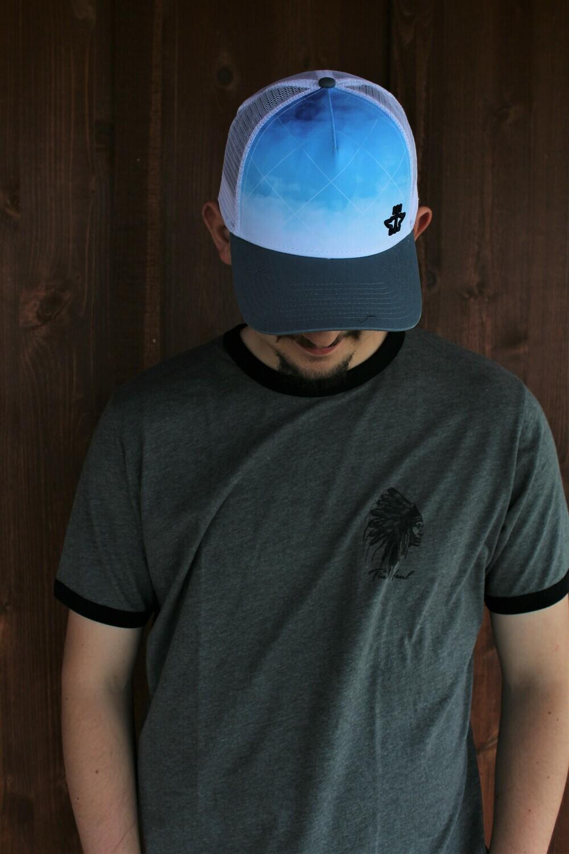 Blue Skies Mesh Hat