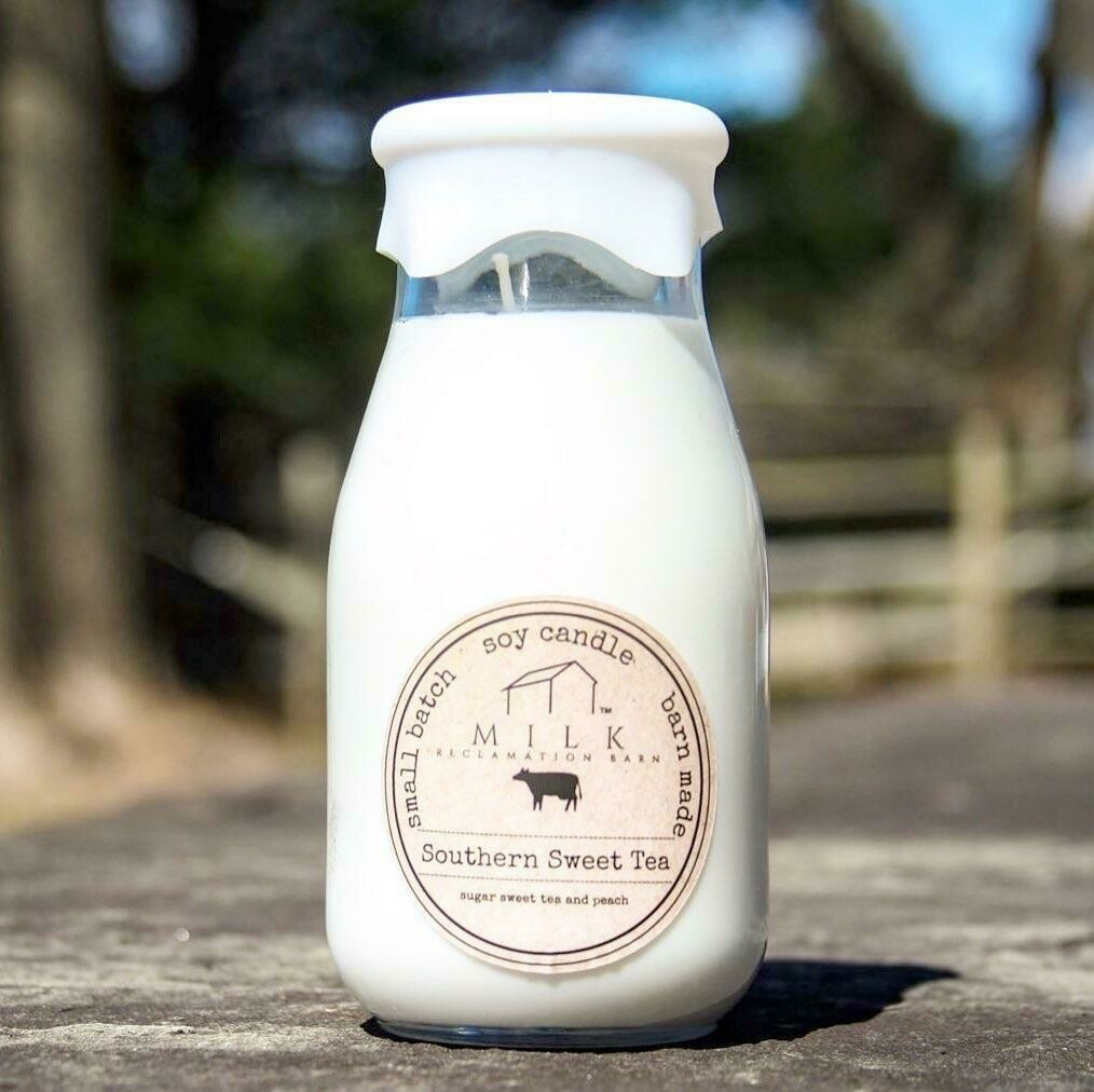 Milk Reclamation Barn Candles