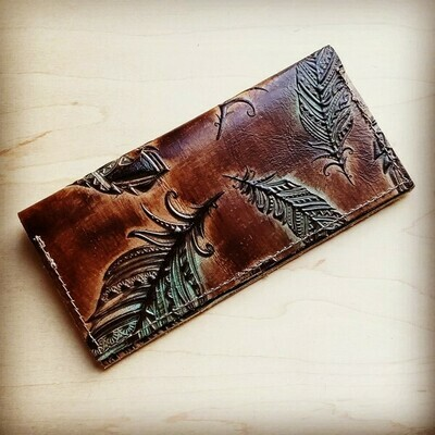 JJ Leather Wallet
