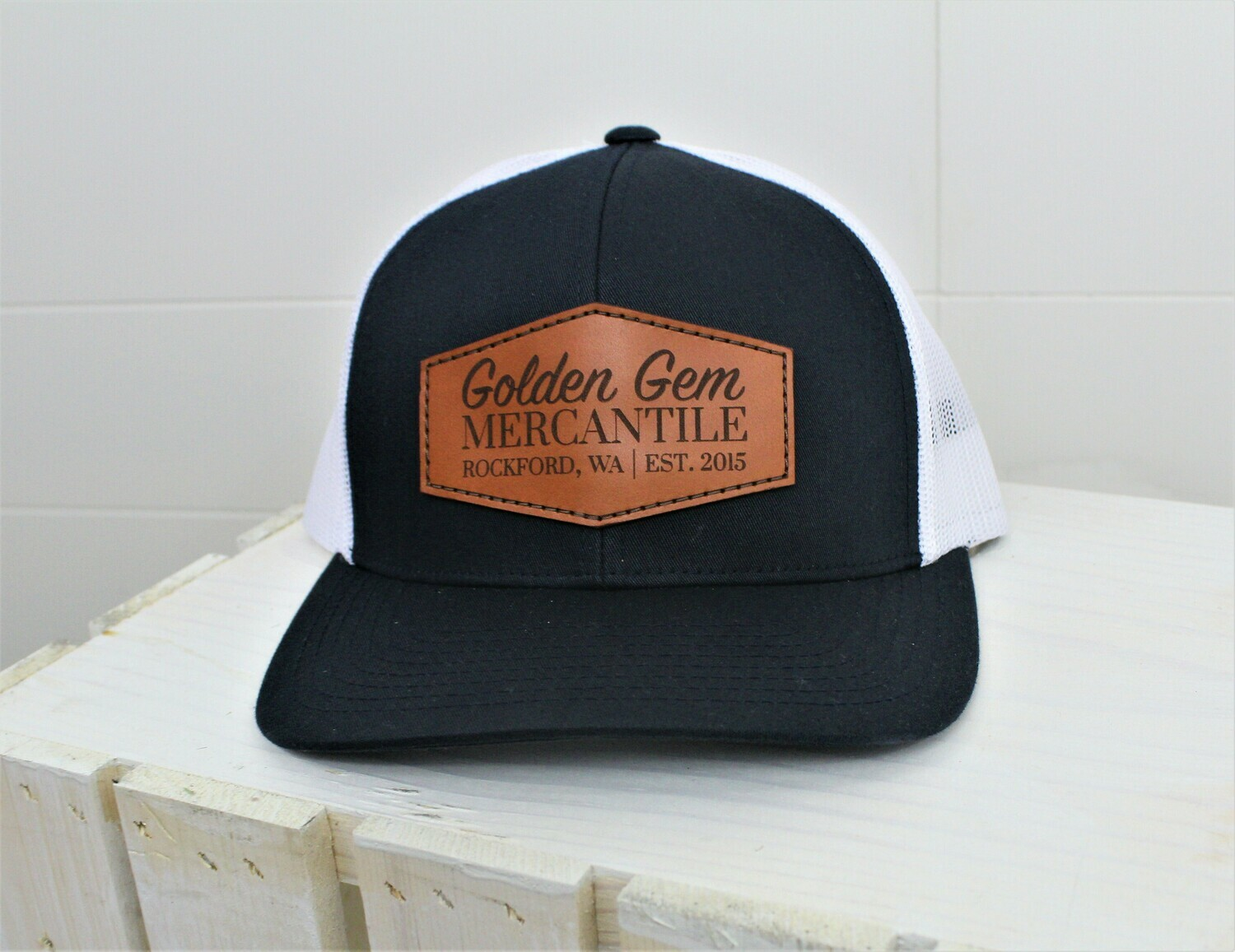 Golden Gem Hats