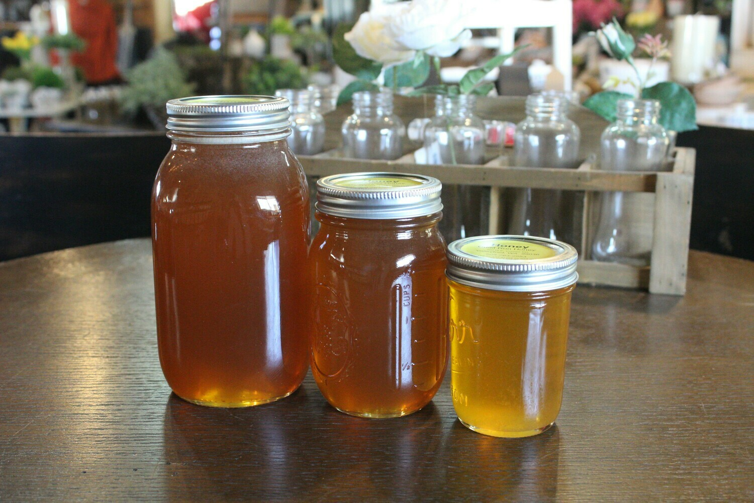 Quail Run Honey