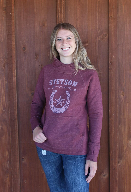 Stetson Horse Shoe Sweatshirt