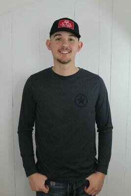 Navy Stetson Star T-Shirt