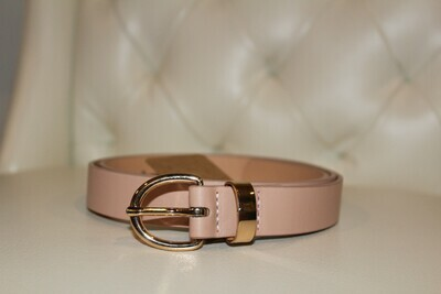 Metal Loop Fashion Belt