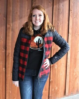 Paisley's Plaid Jacket