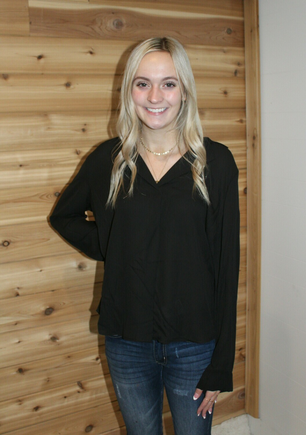 Lucy Bell Blouse