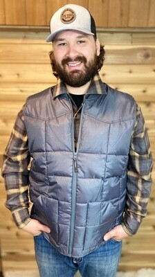 Range Gear Down Vest