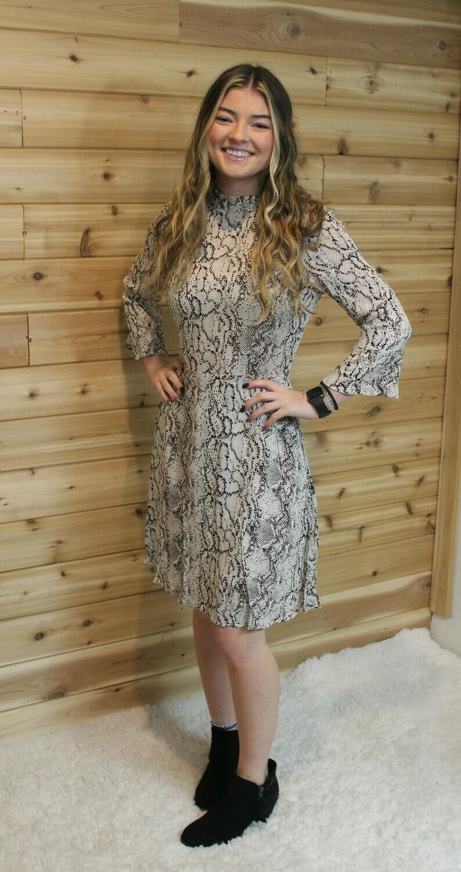 Lexi Print Dress
