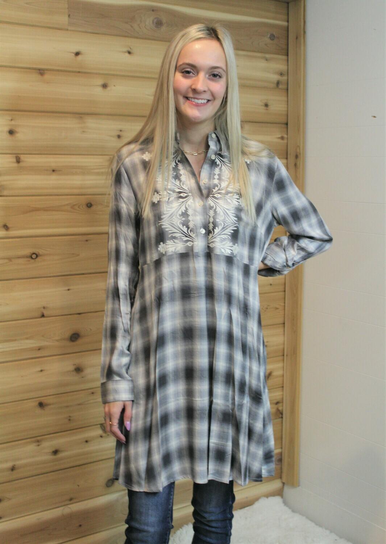 Smokey Ombre Dress