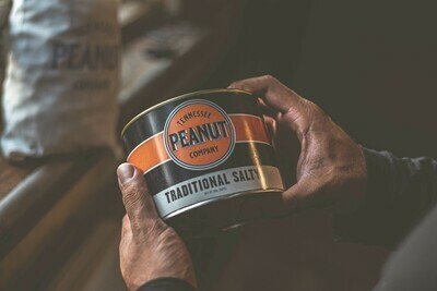 Tennessee Peanut Co. Classic Cocktail