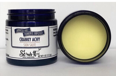 Turmeric and Arnica Skin Salve