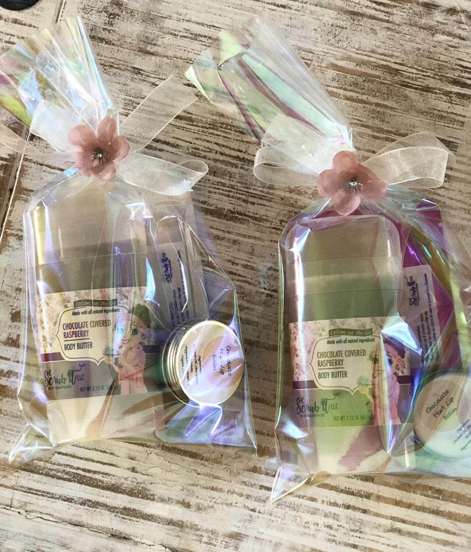 Chocolate Lovers Mini Giftset