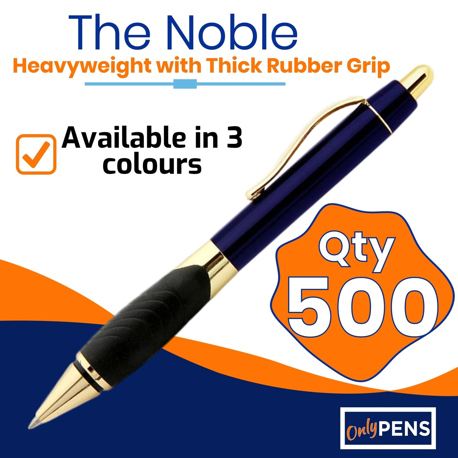 500 x THE NOBLE EXECUTIVE PENS