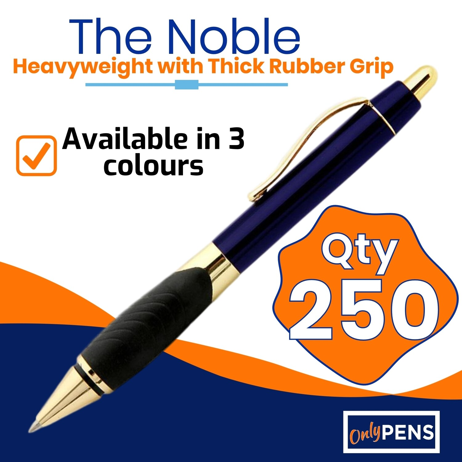 250 x THE NOBLE EXECUTIVE PENS