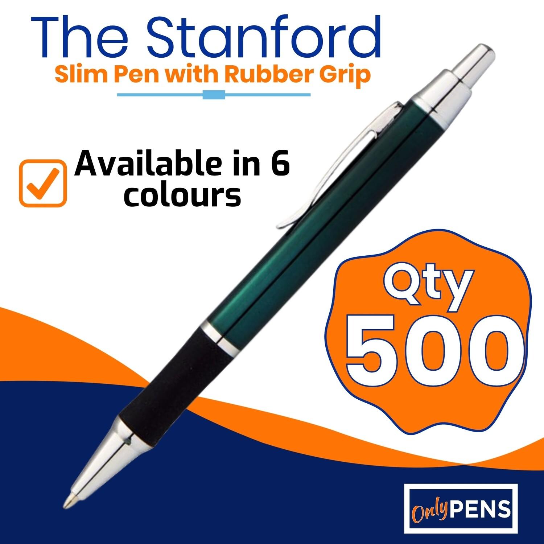 500 x STANFORD EXECUTIVE SLIM BARREL