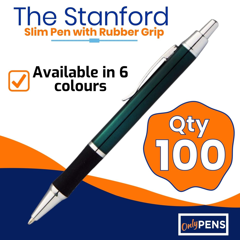 100 x STANFORD EXECUTIVE SLIM BARREL
