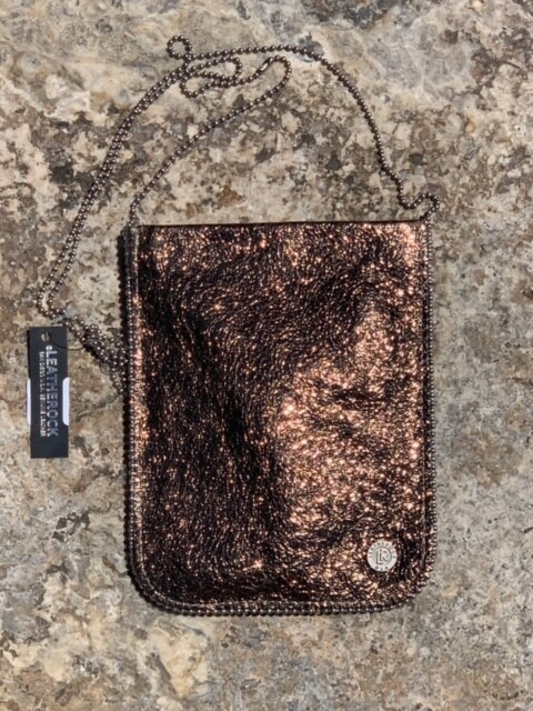 Leatherock Crossbody Purse