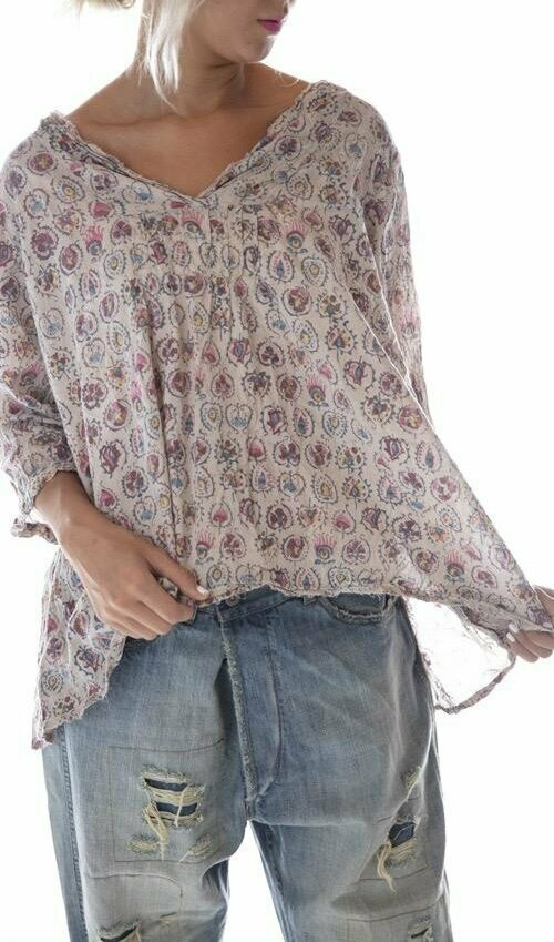 MP Top 388-Acanthus Sun-One Size