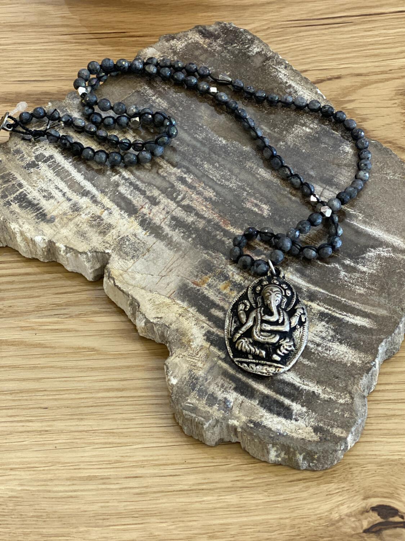 Ganesha Beaded Necklace