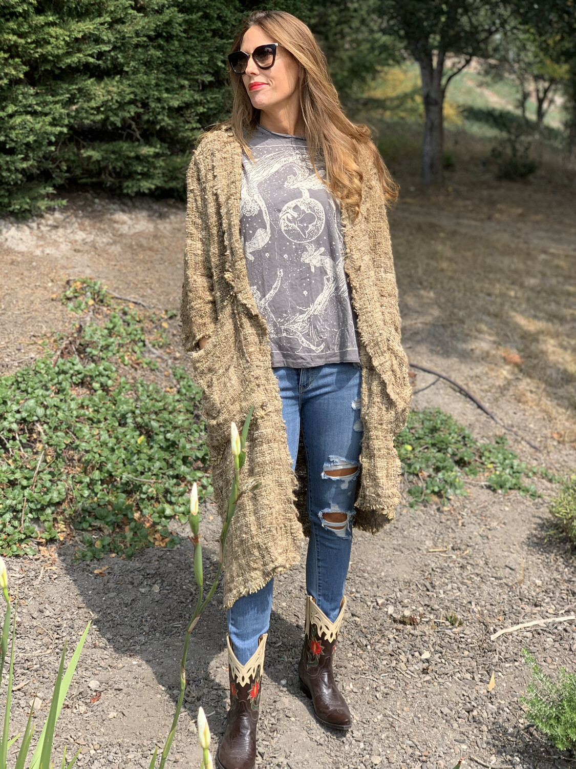 Magnolia Pearl Jacket 432 Brave Heart One Size