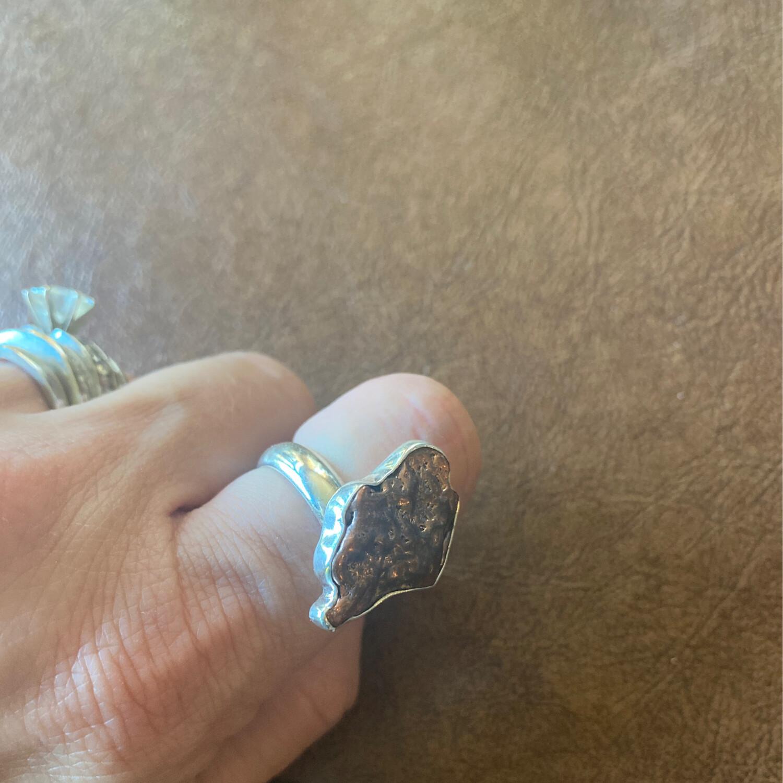 Charles Albert Copper S/S  Ring