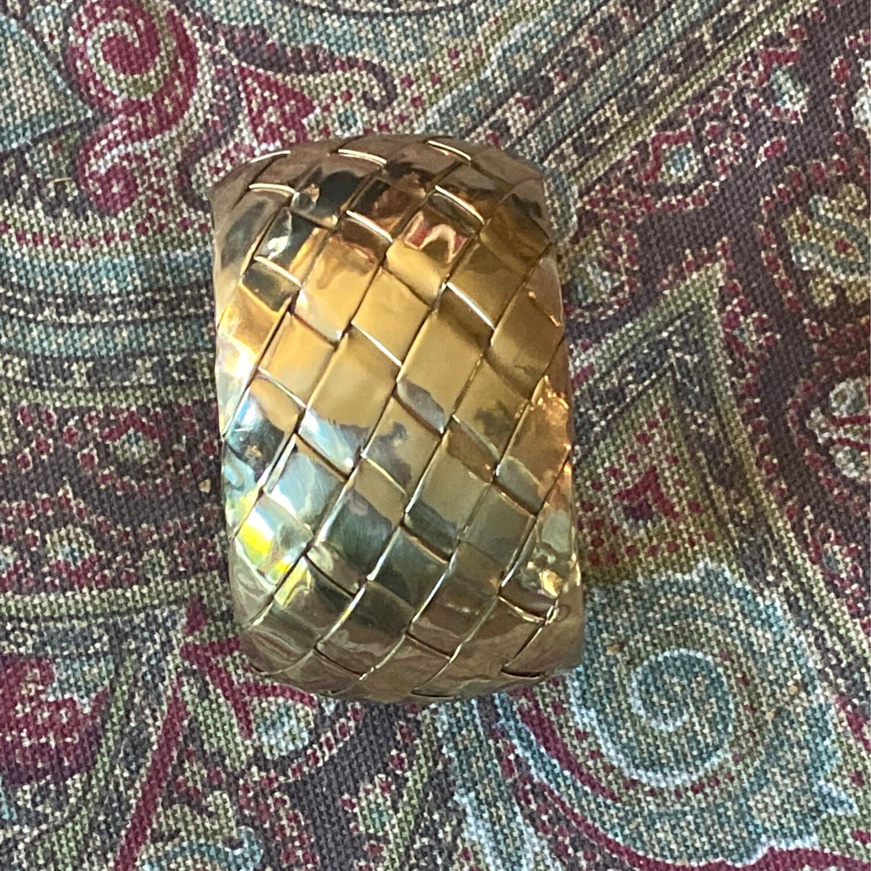 Charles Albert Alchemia Woven Cuff, Adjustable