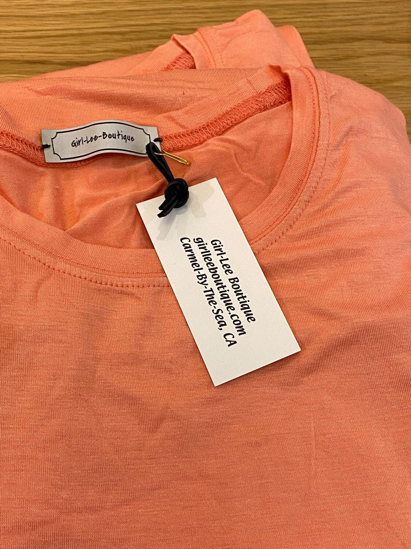 GLB Coral Stretch T-Shirt