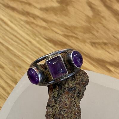 STRL Amethyst Ring 6.5