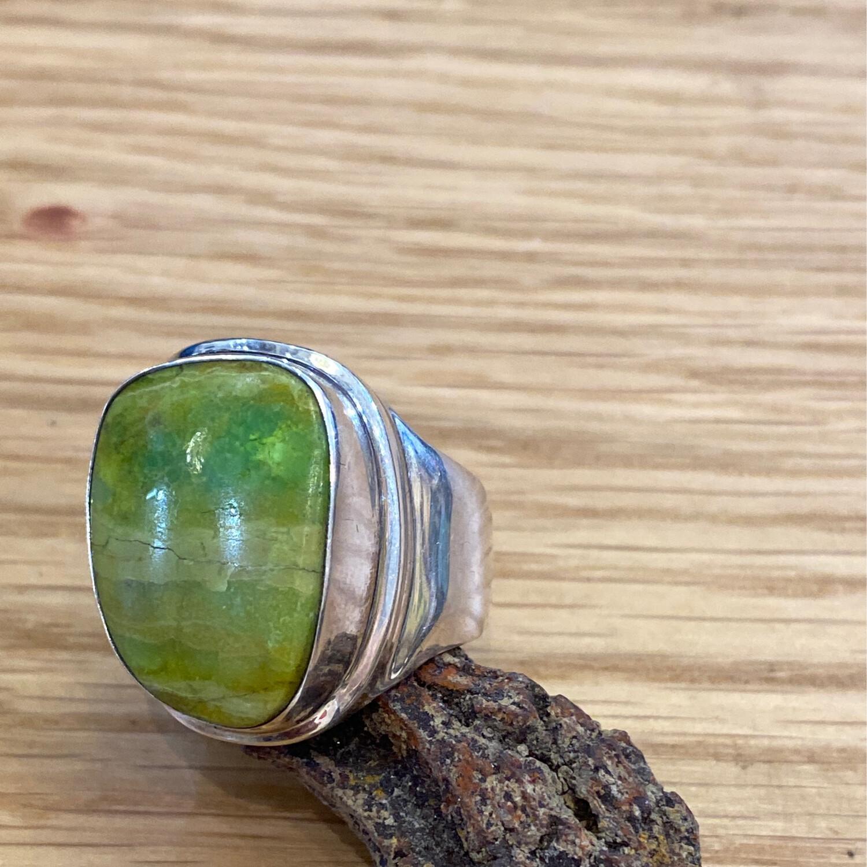 KI Jaspeite Ring 8