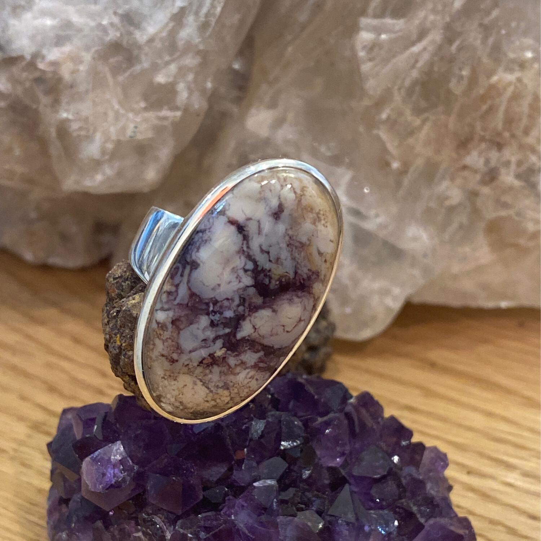 VG 925 Tiffany Stone Ring, size 7