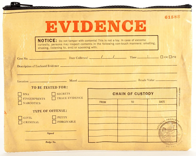BQ Evidence Pouch