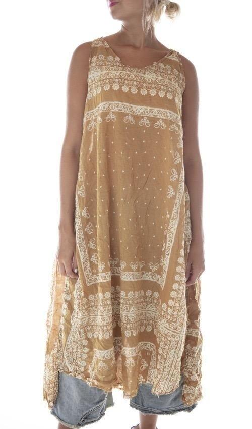 Magnolia Pearl Dress 599 Goldrush