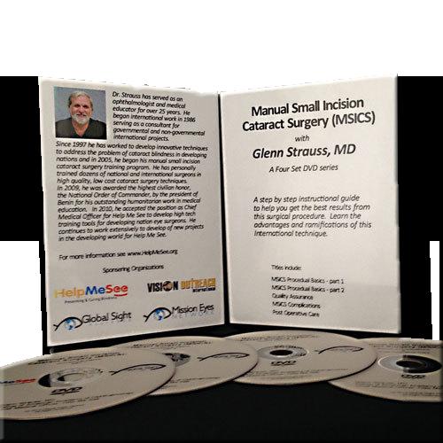 DVDs - MSICS - with Glenn Strauss