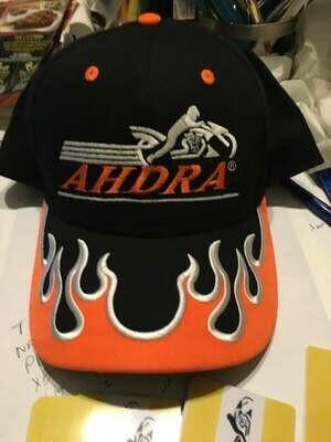 AHDRA Flame Logo Ball Cap