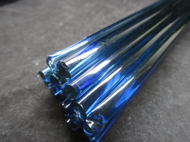 Abyss Boro Rod (UV Reactive Dark Blue)
