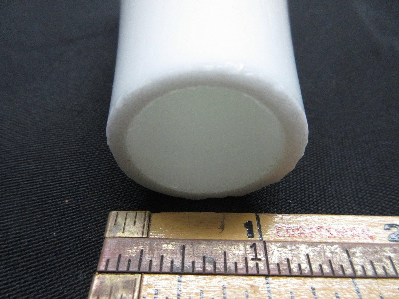 Star White Boro Tubing Knuckle (#423 7.4oz)