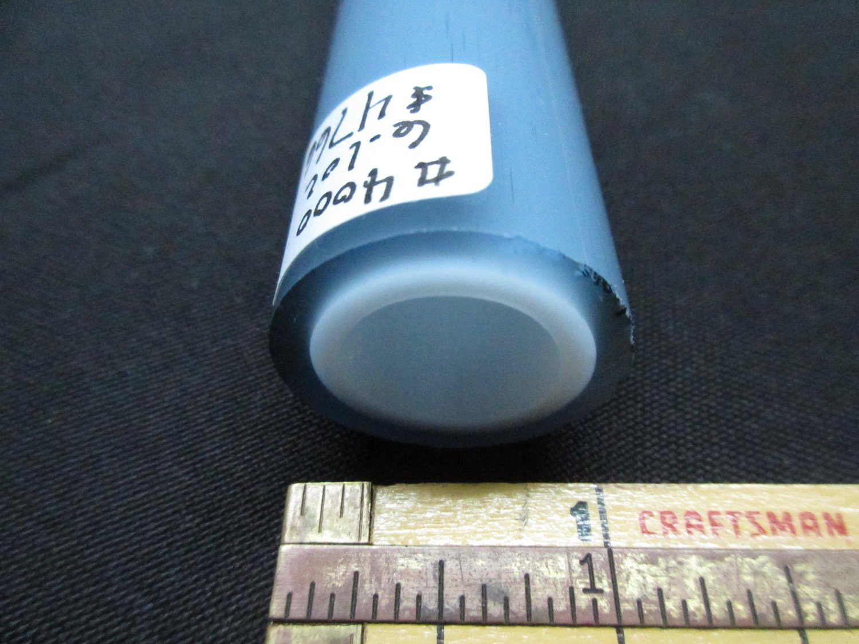 DayGlow over White Double Layer Boro Tubing (#4000 6.1oz ODD)