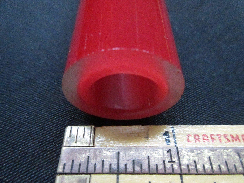 Pomegranate over Poppy Double Layer Boro Tubing (#2111 5.1oz  SECONDS)