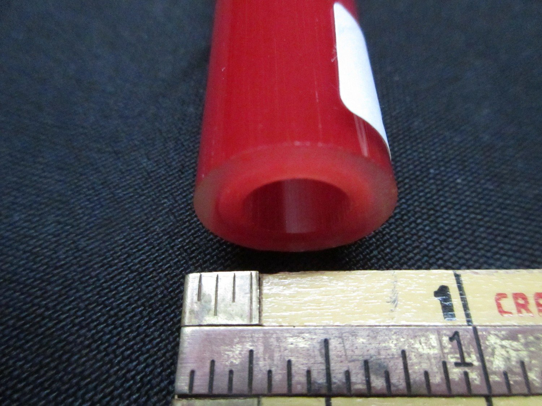 Pomegranate over Poppy Double Layer Boro Tubing (#2130 2.8oz  SECONDS)