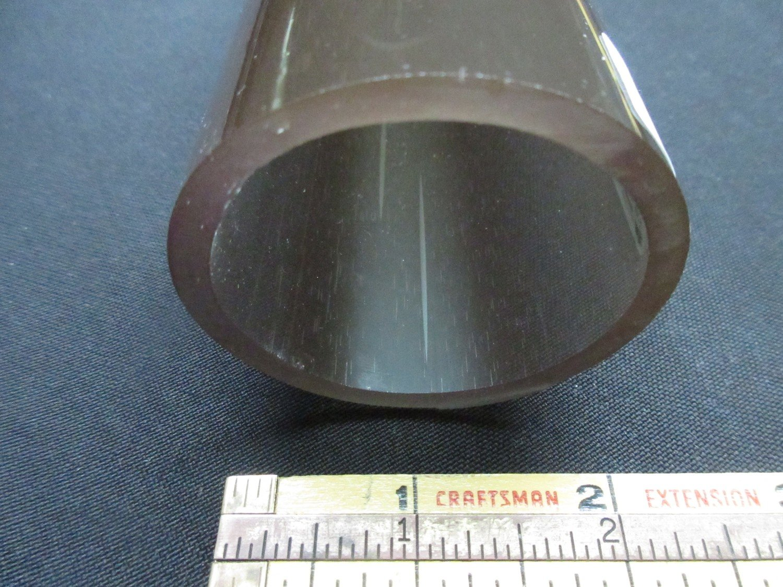 BGS Experimental Transparent Brown Boro Tubing (#2273 10.7z  SECONDS)
