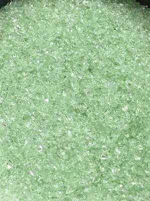 Key Lime Green UV Boro Frit (4 ounces)