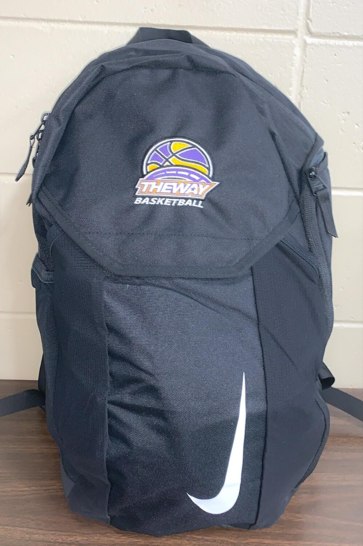 Nike Academy Travel Backpack (Black)