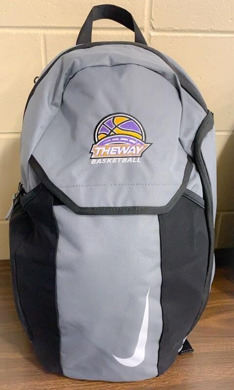 Nike Academy Travel Backpack (Grey)