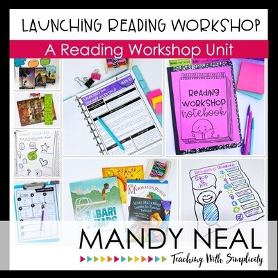 Launching Reading Workshop in Grades 3-5 (Printable)