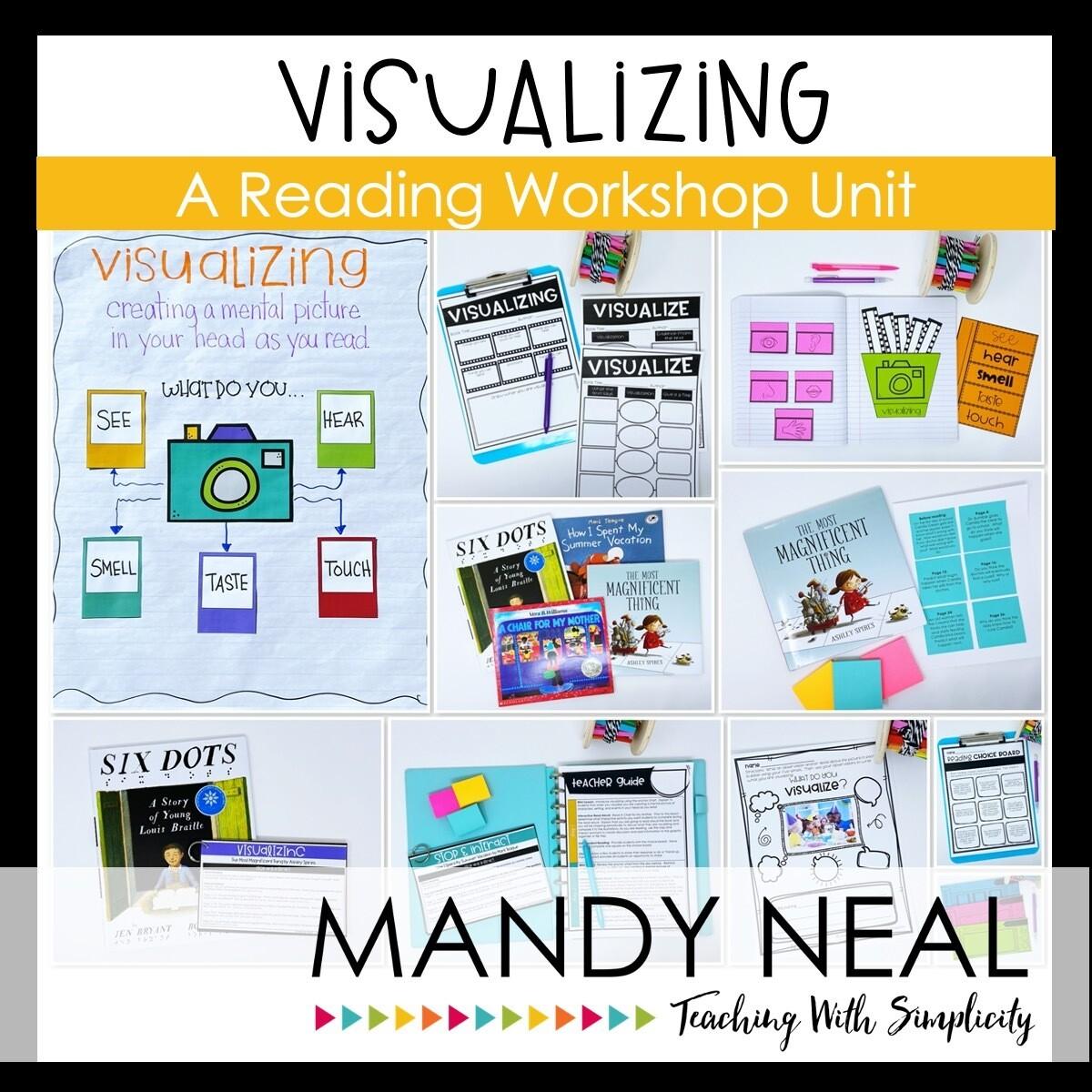 Visualizing Reading Workshop Unit (Printable)