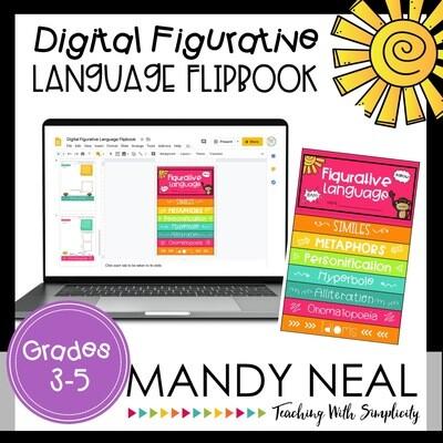 Digital Figurative Language Flipbook